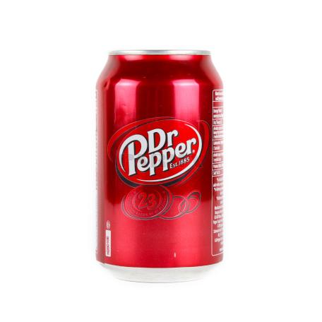 Զովացուցիչ ըմպելիք «Dr Pepper» 330մլ
