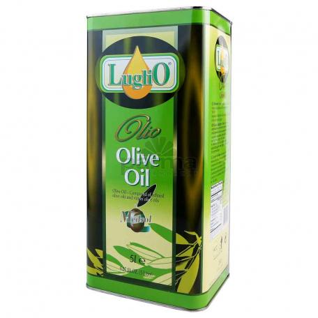 Ձեթ ձիթապտղի «Luglio Extra Vergine Olio» 5լ