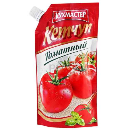 Կետչուպ տոմատ «Кухмастер» 260գ