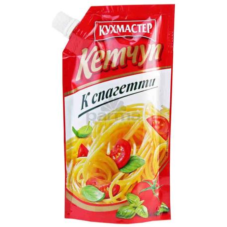 Կետչուպ «Кухмастер» սպագետի 260գ