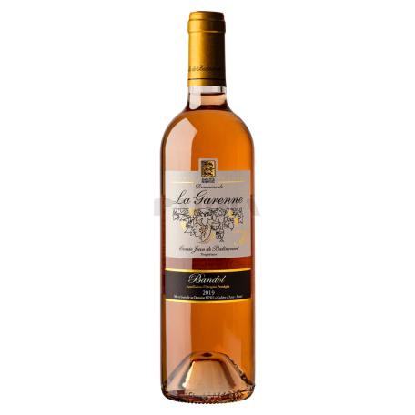 Գինի «Bandol la Garenne» վարդագույն, չոր 750մլ