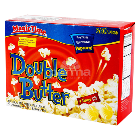 Ադի բուդի «Magic Time Double Butter» 240գ