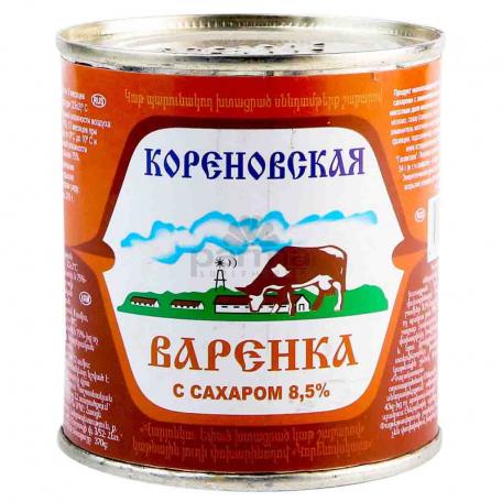 Խտացրած կաթ «Коровка из Кореновки» 8․5% 370գ