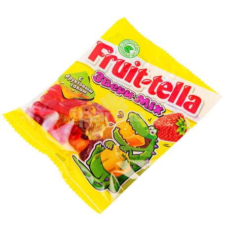 Դոնդողանման կոնֆետներ «Fruittella Zoomania» 70գ