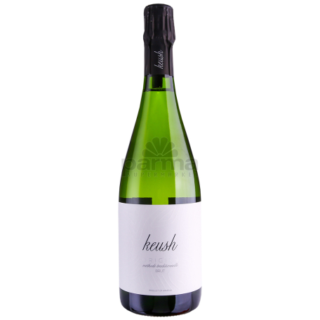 Գինի փրփրուն «Keush Brut» 750մլ