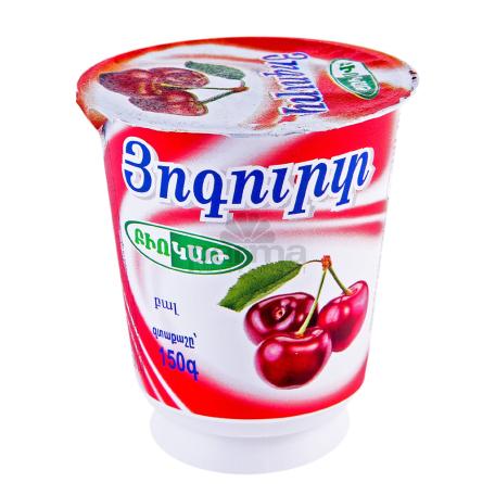 Յոգուրտ «Բիոկաթ» բալ 7% 150գ