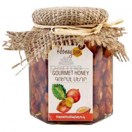 Մեղր «Honey am» պնդուկով 320գ