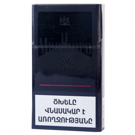 Ծխախոտ «Marlboro Premium Black»
