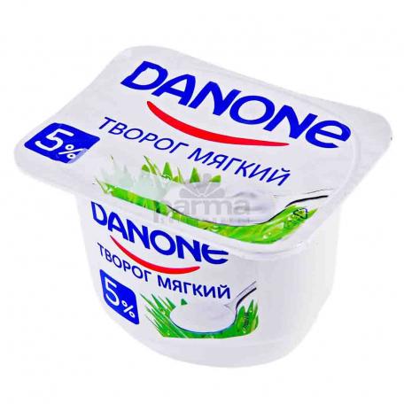 Կաթնաշոռային արտադրանք «Danone» փափուկ 5% 170գ