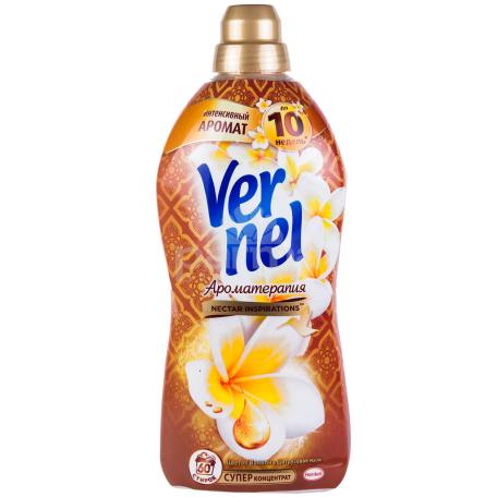 Լվացքի փափկեցնող միջոց «Vernel Aroma Terapia Citrus Vanil» 1․82լ