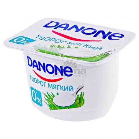 Կաթնաշոռային արտադրանք «Danone» փափուկ 0% 170գ