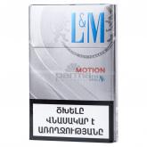Ծխախոտ «L&M Motion Silver»