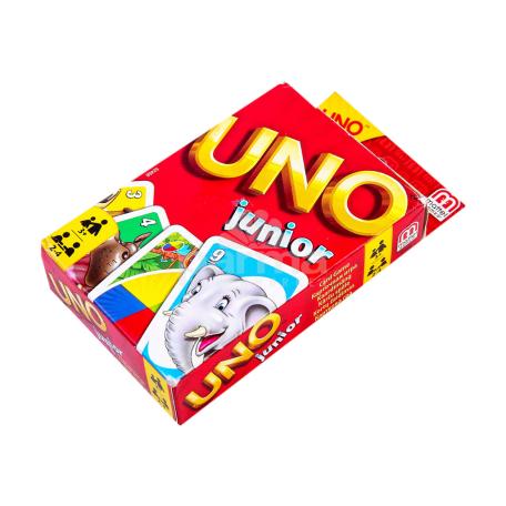 Խաղաքարտեր «UNO Junior»