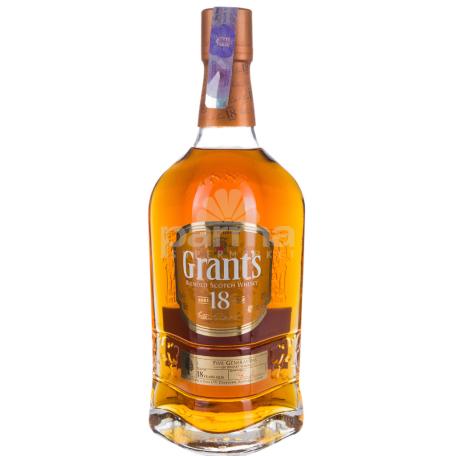 Վիսկի «Grant՝s» 18տ 700մլ