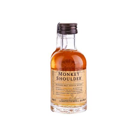 Վիսկի «Monkey Shoulder» 50մլ