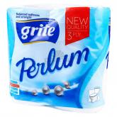 Զուգարանի թուղթ «Grite Perlum» 4 հատ