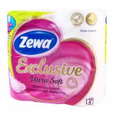 Զուգարանի թուղթ «Zewa Exclusive» 4 հատ