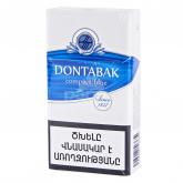 Ծխախոտ «Dontabak Compact Blue»