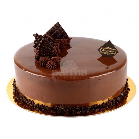 Տորթ «Պարմա» բանանով, շոկոլադով
