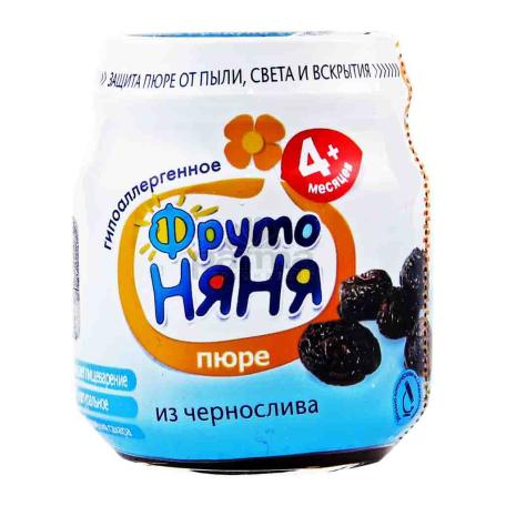 Խյուս «Фруто Няня» սև սալոր 100գ