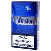 Ծխախոտ «Winston Tact Silver»