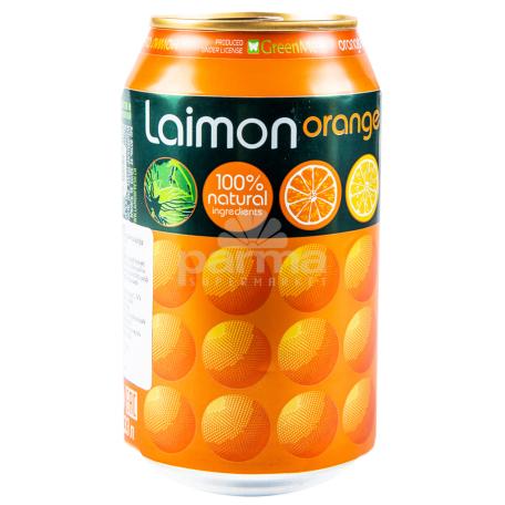 Զովացուցիչ ըմպելիք «Laimon orange» 330մլ
