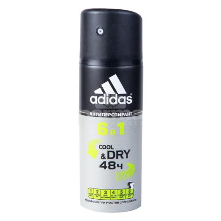 Հակաքրտինքային միջոց «Adidas Cool & Dry» 150մլ