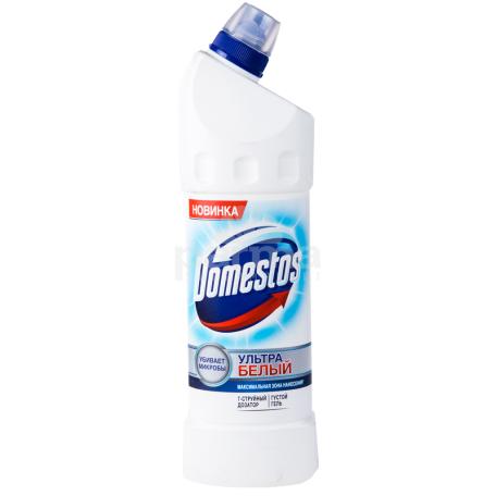 Գել մանրէազերծող «Domestos Ultra White» 1լ