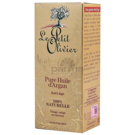 Մարմնի յուղ «Le Petit Olivier» արգան 50մլ