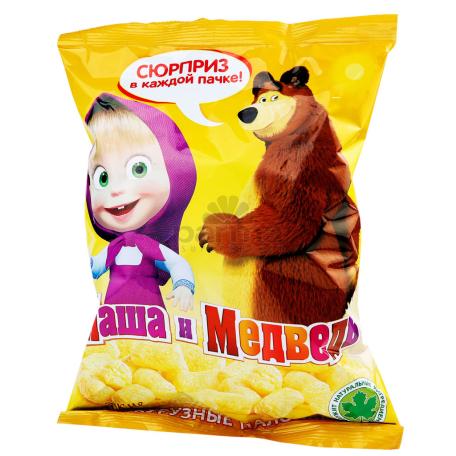 Եգիպտացորենի ձողիկներ «Маша и Медведь» 75գ