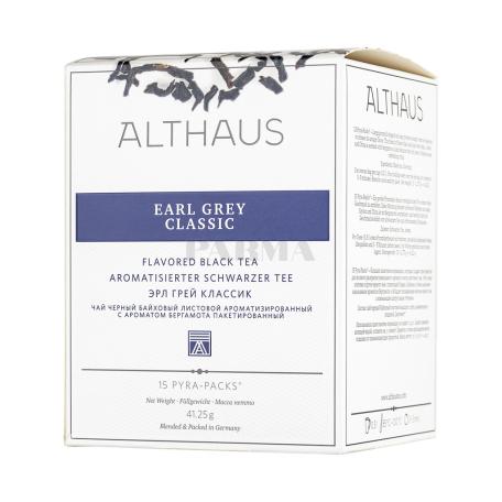 Թեյ «Althaus Earl Grey Classic» 41.25գ