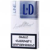 Ծխախոտ «LD Line Silver»