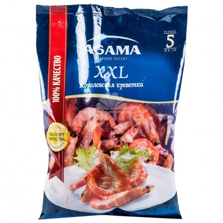 Մանր ծովախեցգետին «Agama» թագավորական XXL 700գ