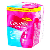 Ամենօրյա միջադիրներ «Carefree Large Fresh»