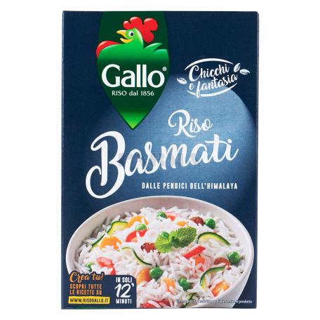 Բրինձ «Gallo Basmati» 500գ