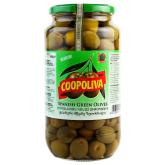 Ձիթապտուղ «Coopoliva» կանաչ 935գ
