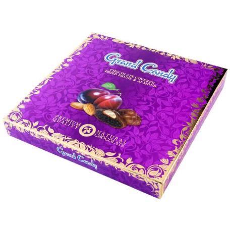 Շոկոլադե կոնֆետներ «Գրանդ Քենդի» սալորաչիր 155գ