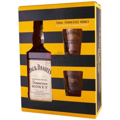 Վիսկի «Jack Daniel`s Tennessee Honey» 700մլ