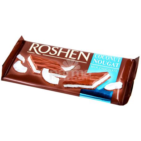 Շոկոլադե սալիկ «Roshen» կոկոս 90գ