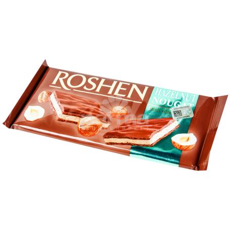 Շոկոլադե սալիկ «Roshen» պնդուկ 100գ