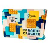 Կրեկեր «Grona Caramel» 384գ