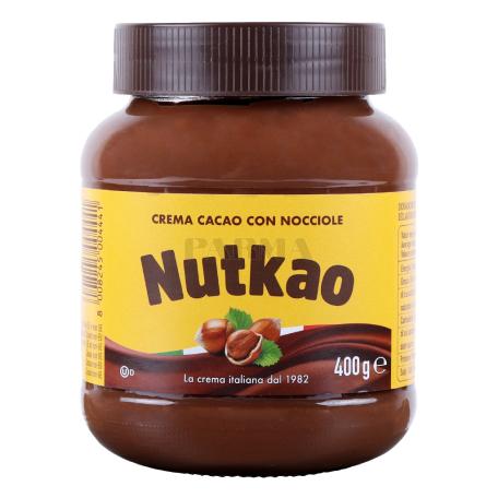 Կրեմ շոկոլադե «Nutkao» 400գ