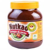 Կրեմ շոկոլադե «Nutkao» 750գ
