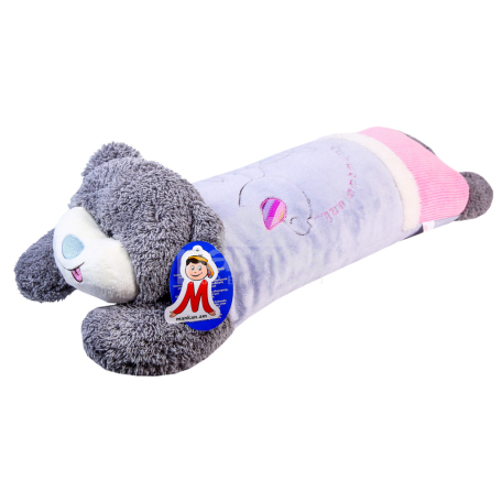Փափուկ խաղալիք «Մանկան» բարձ կենդանու գլխով