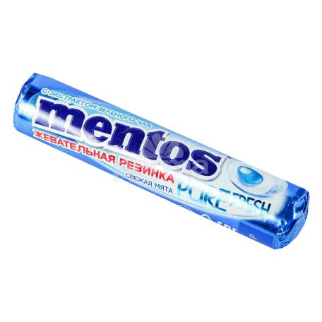 Մաստակ «Mentos» անանուխ 15.5գ
