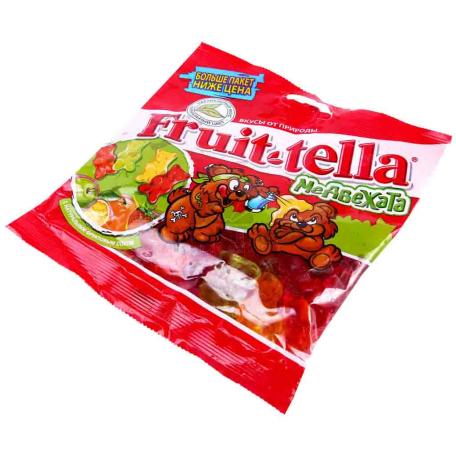 Դոնդողանման կոնֆետներ «Fruittella» 150գ