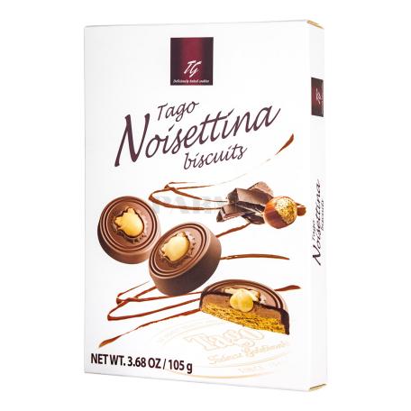 Թխվածքաբլիթ «Tago Noisettina» 105գ