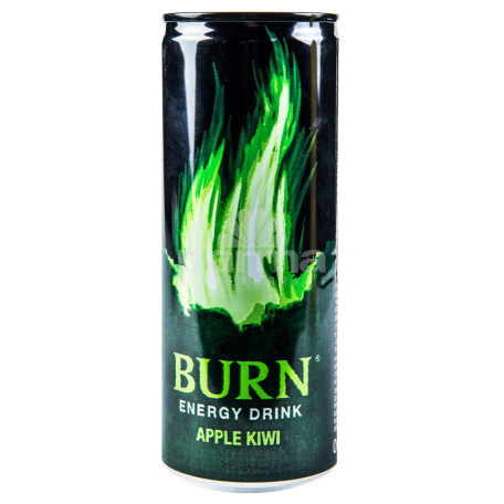 Էներգետիկ ըմպելիք «Burn» 250մլ
