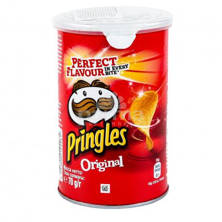 Չիպս «Pringles» օրիգինալ 70գ