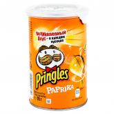 Չիպս «Pringles» պապրիկա 70գ